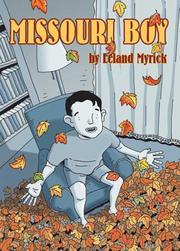 MISSOURI BOY Cover