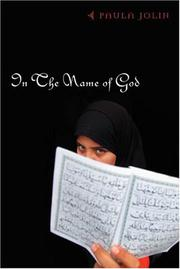Book Cover for IN THE NAME OF GOD