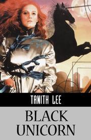 BLACK UNICORN by Tanith Lee