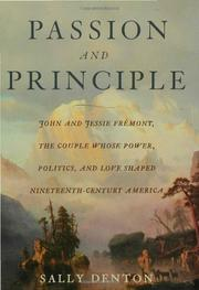 Cover art for PASSION AND PRINCIPLE