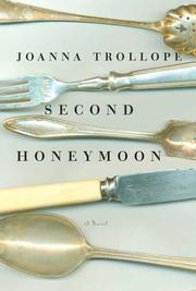SECOND HONEYMOON by Joanna Trollope