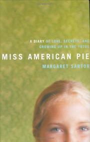 MISS AMERICAN PIE by Margaret Sartor