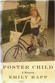 Cover art for POSTER CHILD