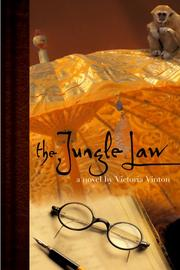 THE JUNGLE LAW by Victoria Vinton