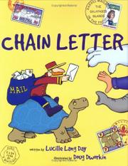 CHAIN LETTER by Lucille Lang Day