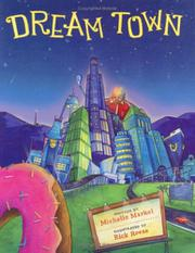 Cover art for DREAM TOWN