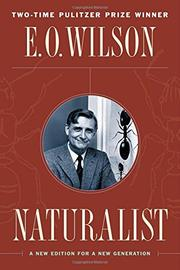 NATURALIST by Edward O. Wilson