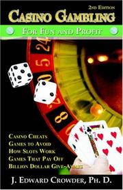 Cover art for CASINO GAMBLING