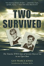 TWO SURVIVED by Guy Pearce Jones