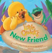 LITTLE QUACK'S NEW FRIEND by Lauren Thompson
