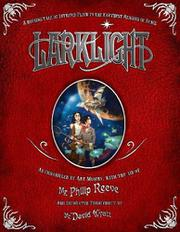 Cover art for LARKLIGHT
