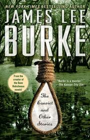 THE CONVICT by James Lee Burke