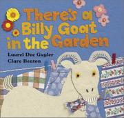 Cover art for THERE'S A BILLY GOAT IN THE GARDEN