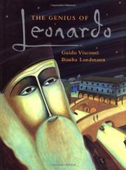 Cover art for THE GENIUS OF LEONARDO
