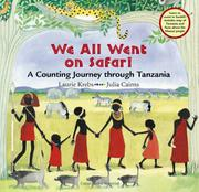 Cover art for WE ALL WENT ON SAFARI