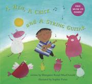 Cover art for A HEN, A CHICK AND A STRING GUITAR