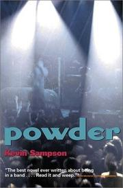 POWDER by Kevin Sampson