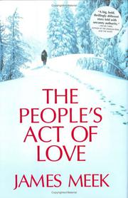 Cover art for THE PEOPLE'S ACT OF LOVE