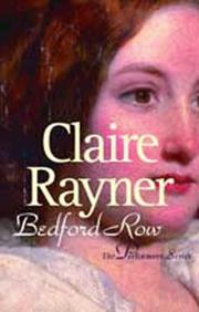 BEDFORD ROW by Claire Rayner