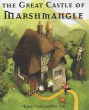 Book Cover for THE GREAT CASTLE OF MARSHMANGLE