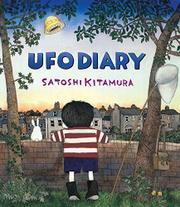UFO DIARY by Satoshi Kitamura