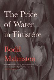 THE PRICE OF WATER IN FINISTÈRE by Bodil Malmsten