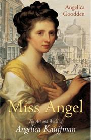 MISS ANGEL by Angelica Goodden