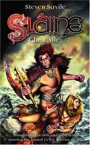 SLAINE THE EXILE by Steven Savile