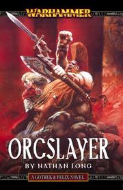 Cover art for ORCSLAYER