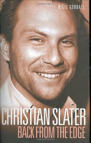 CHRISTIAN SLATER by Nigel Goodall