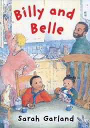 Book Cover for BILLY AND BELLE