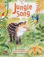 JUNGLE SONG by Miriam Moss