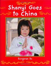 SHANYI GOES TO CHINA by Sungwan So