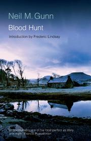 BLOOD HUNT by Neil M. Gunn