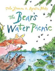 THE BEAR'S WATER PICNIC by John Yeoman