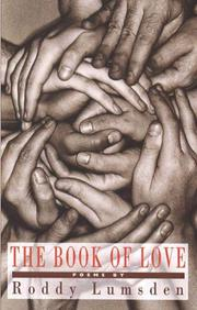 THE BOOK OF LOVE by Roddy Lumsden