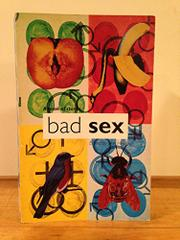 BAD SEX by John Hoyland