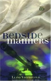 BEDSIDE MANNERS by Luisa Valenzuela