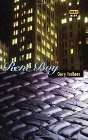 RENT BOY by Gary Indiana