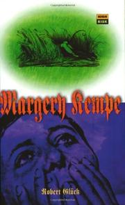 MARGERY KEMPE by Robert Glück