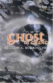 Book Cover for GHOST OF CHANCE