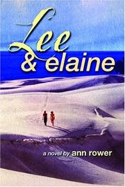 LEE & ELAINE by Ann Rower