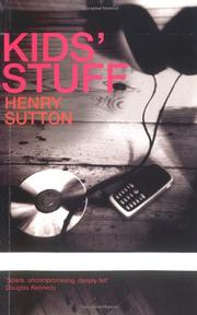 KIDS' STUFF by Henry Sutton