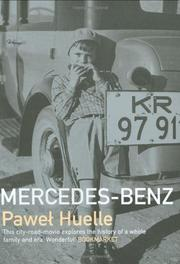 MERCEDES-BENZ by Pawel Huelle