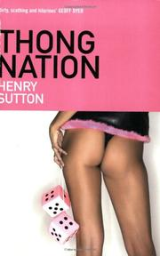 THONG NATION by Henry Sutton