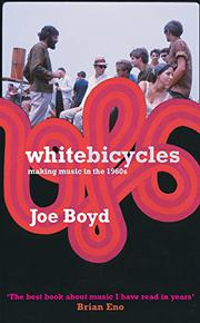 Cover art for WHITE BICYCLES