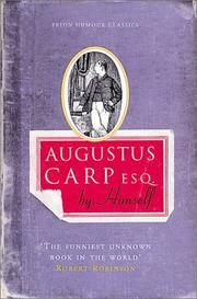 AUGUSTUS CARP ESQ. by Henry Howarth Bashford