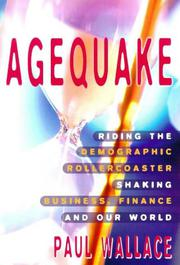 AGEQUAKE by Paul Wallace