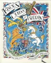 KINGS AND QUEENS OF BRITAIN by Frances Barnes-Murphy