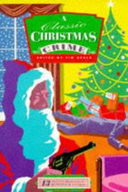 A CLASSIC CHRISTMAS CRIME by Tim Heald